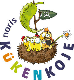 Logo Kükenkoje · Hardy Kaiser