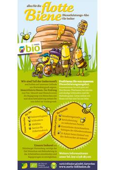 Bienen mit Behinderung