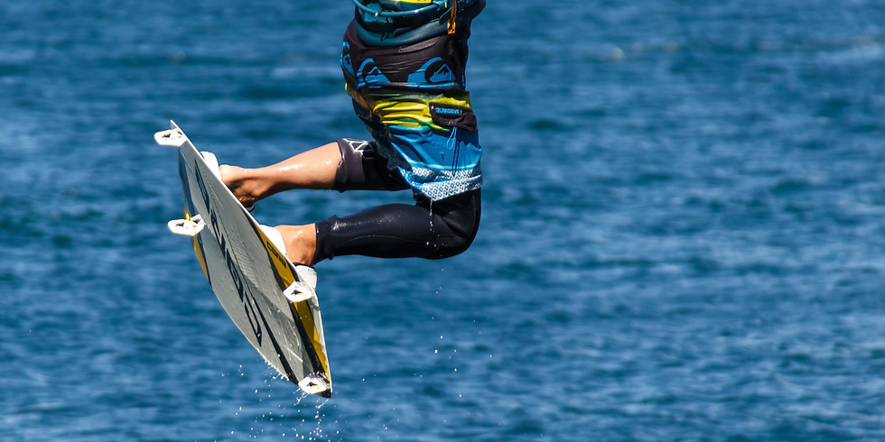 KITE SURF / SURF  2 WEEKS - EXPERT LEVEL