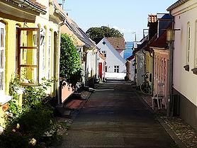 Sommerskrivekursus i Marstal på Ærø