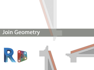 Revit + Dynamo Join geometry
