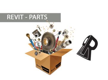 שימוש ב - PARTS להעלמת שכבות חומר