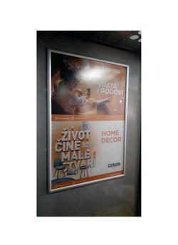 reklama u lifr svetlece reklame lena des