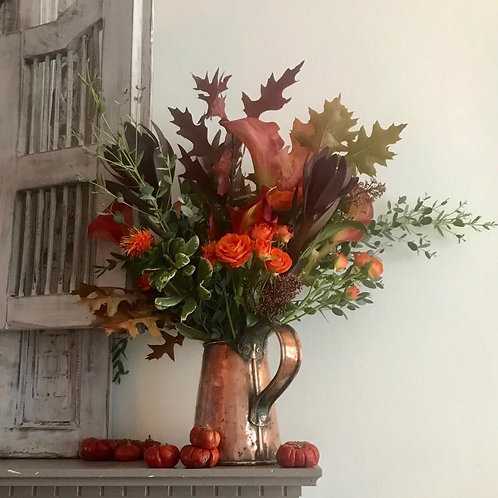Subscription Flowers - Seasonal Hand-tied Bouquets