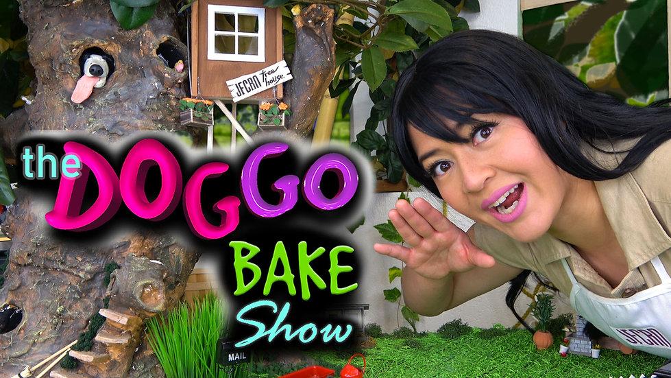The DoggoBake Show YouTube Show Joan Cab