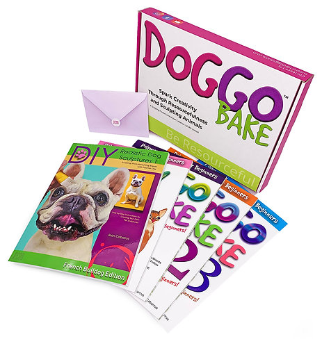 Doggo Bake Five Book Bundle (Free Shipping)