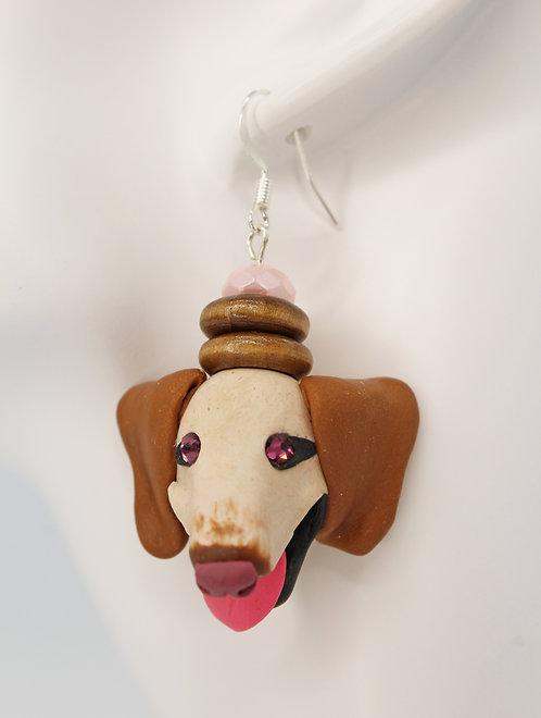 Labrador Retriever Earrings