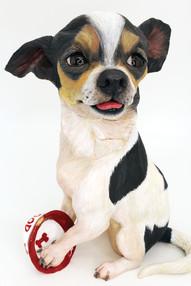 Joan Cabarrus Custom Dog Sculpture Polym