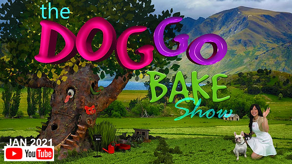 The DOGGO BAKE SHOW Youtube Channel Joan Cabarrus - The Singing Sculptor