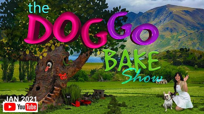 The DOGGO BAKE SHOW Youtube Sculpting Video Series Show