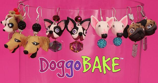 DoggoBake Animal Sculptures