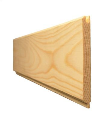 Softwood TGV Cladding / Matchboarding 11 x 95 x 3600mm