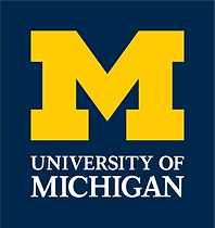 University of Michigan logo (brand.umich.edu)