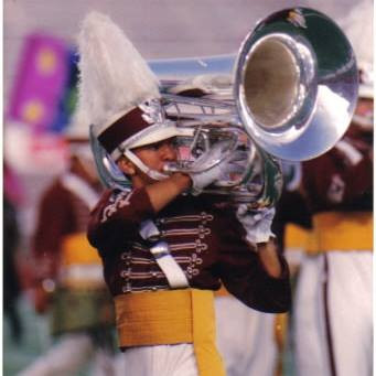 Thomas J. West Blog - Marching Cadets