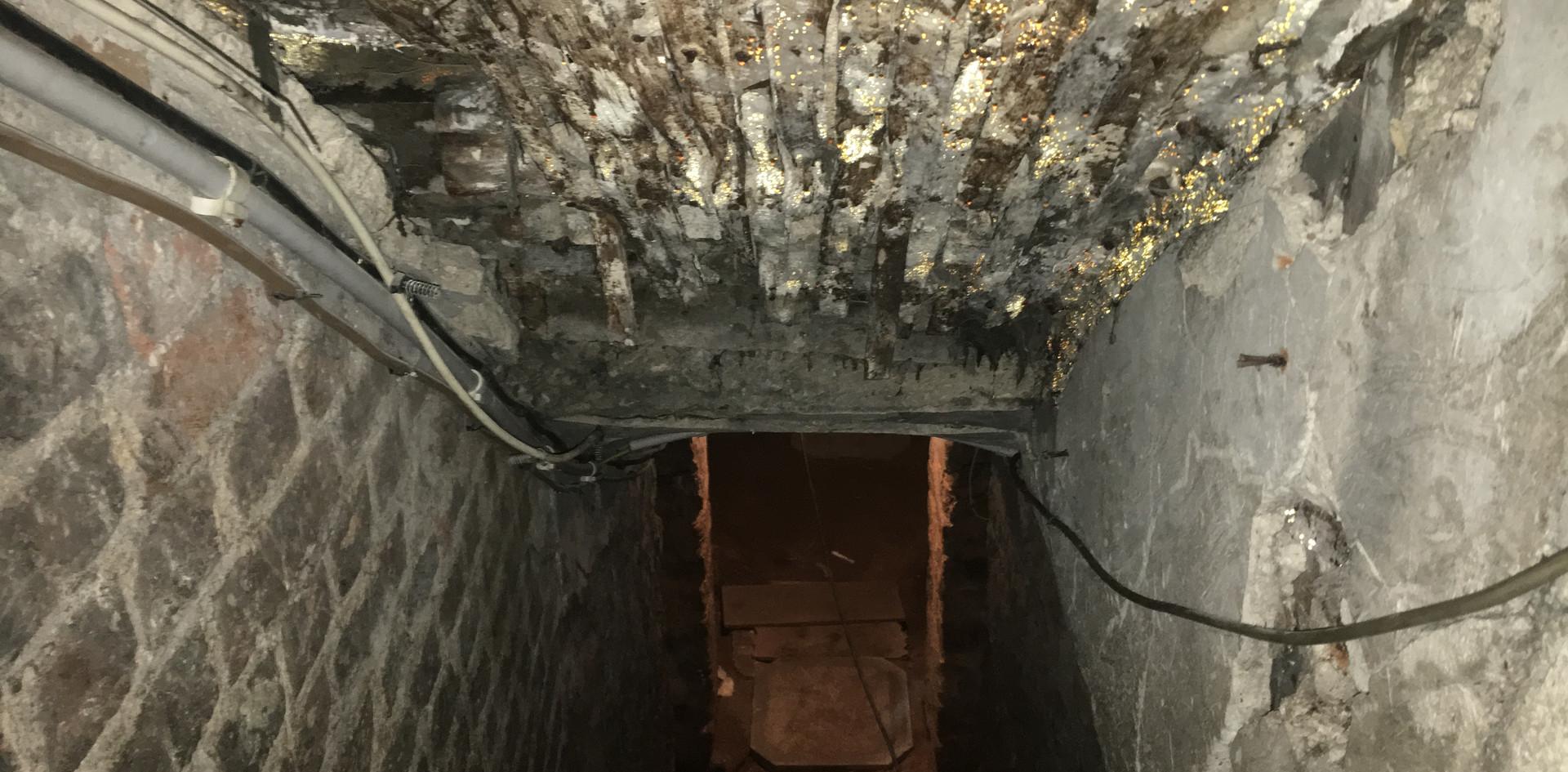 humidité des caves