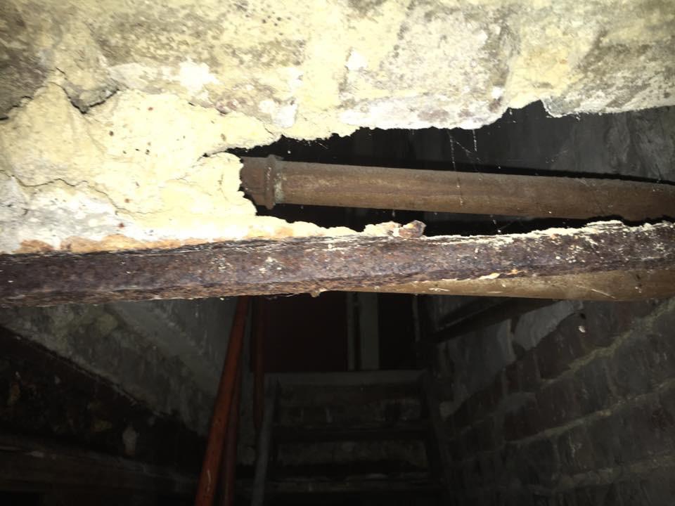 désordre des caves