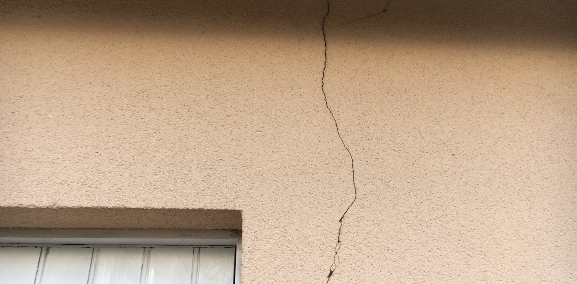 Fissures structurelle