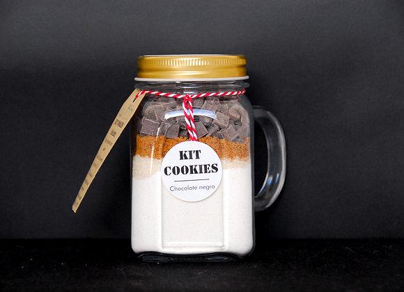 Kit Cookies para hacer galletas de chocolate - TATA PASTELES - L'ATELIER Biscuits