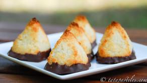 Rocas de Coco (sin gluten)