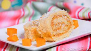 Bizcocho de Mango y Coco (sin gluten sin lácteos)