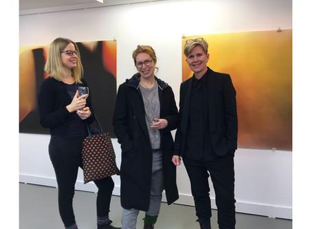 Opening of Earthworks - Annika Thörn Legzdins