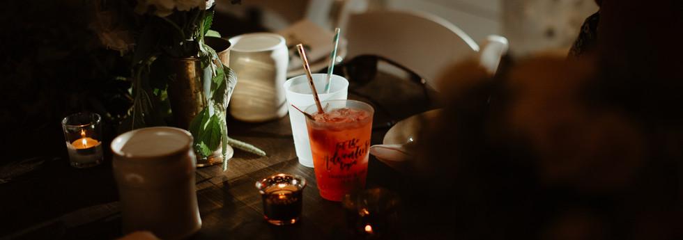 Signature Cocktail's