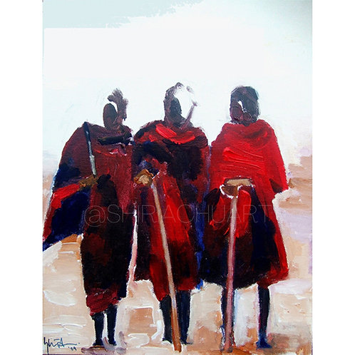 Maasai Tone
