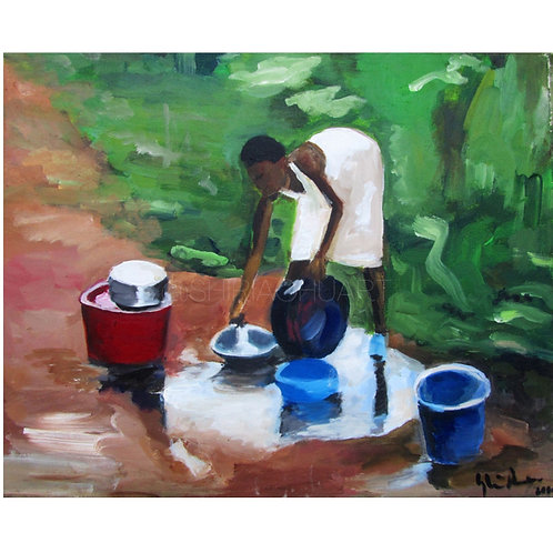 Vaisselle a Molyko 1