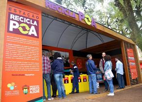 Mobilização Social - Estação Recicla POA