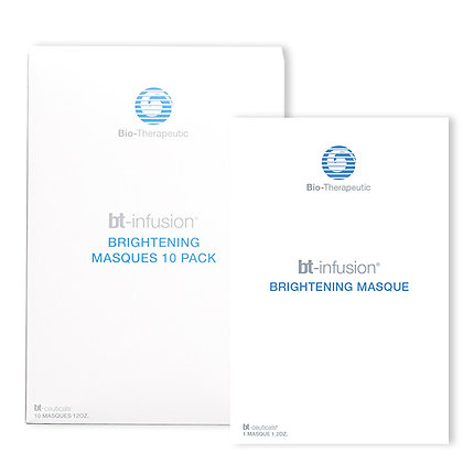 bt-infusion® brightening masque