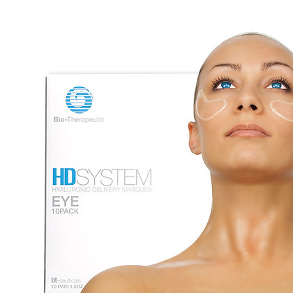 Hyaluronic Delivery Eye Masque (Pro)