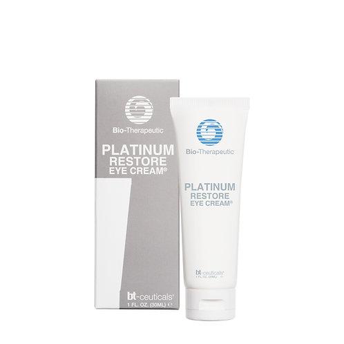 Platinum Restore Eye Cream