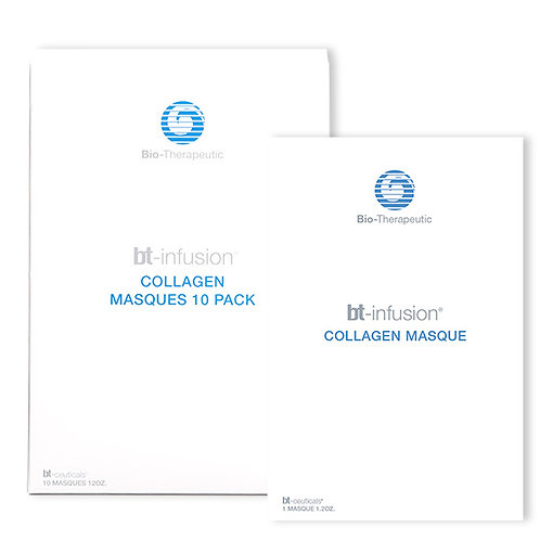 bt-infusion collagen masque (For Professionals)