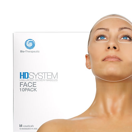 Hyaluronic Delivery Face Masque (Pro)