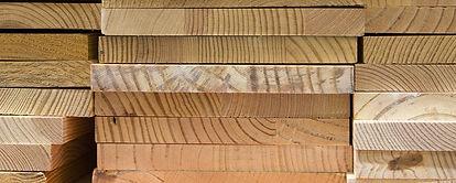 muebles con madera de bosques sustentables