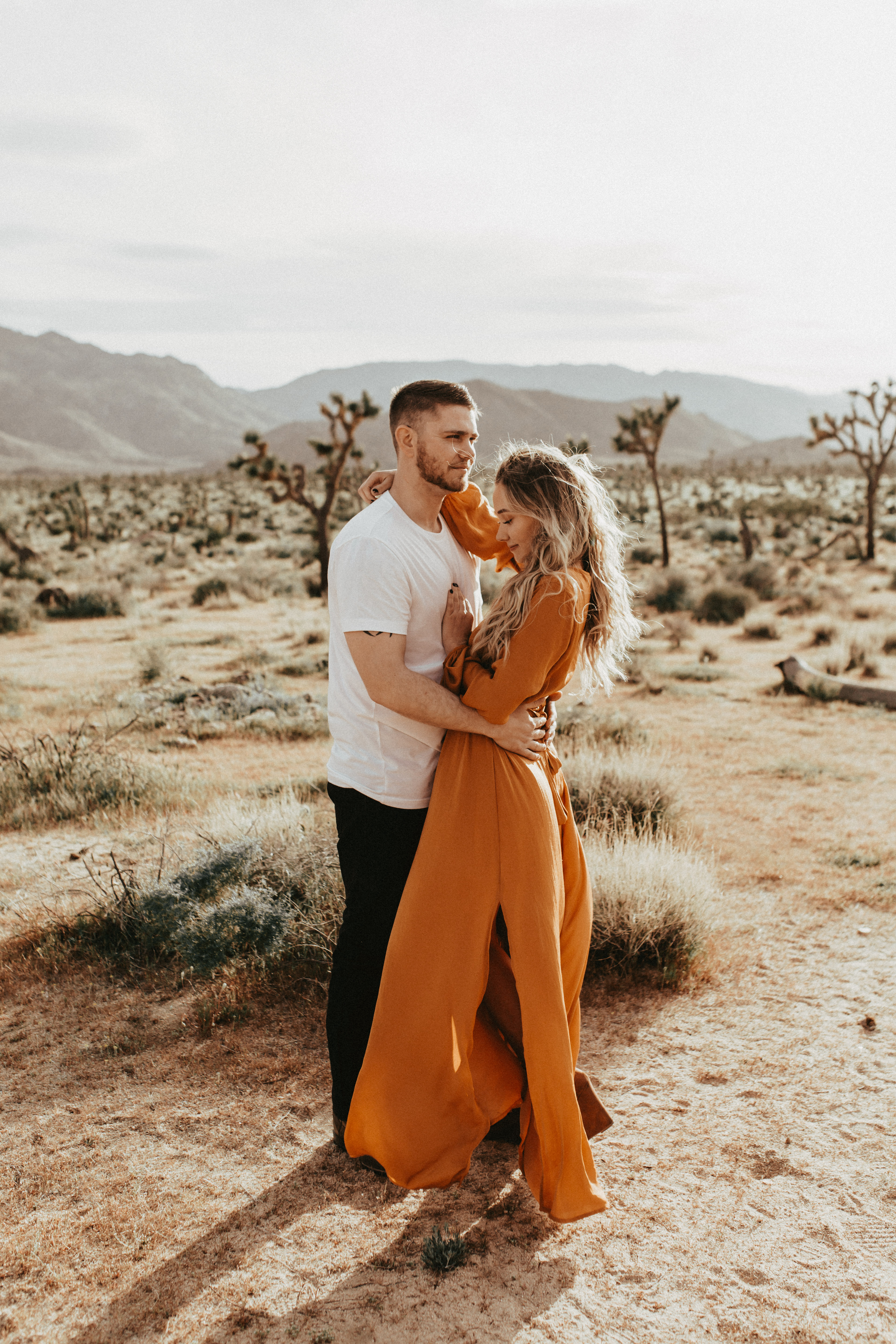 Family Shoot - Joshua Tree