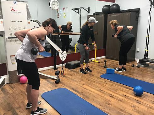 personal training Spotsylvania, VA