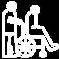 White Caregiver Icon.png
