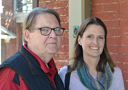 Keith's Story: Being a Caregiver of a Pre-Transplant Patient