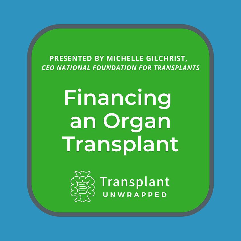 Financing a Transplant