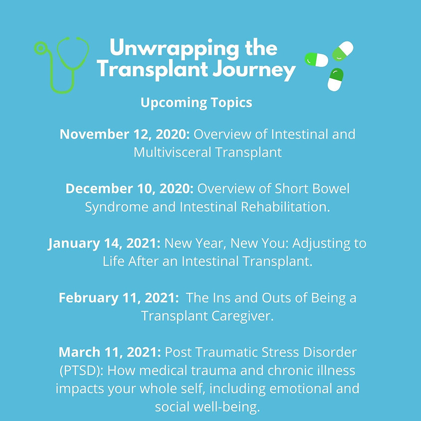 Unwrapping the Transplant Journey