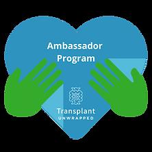 Transplant Unwrapped Ambassador Program.