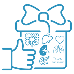 Blue Organ Donor Icon.png
