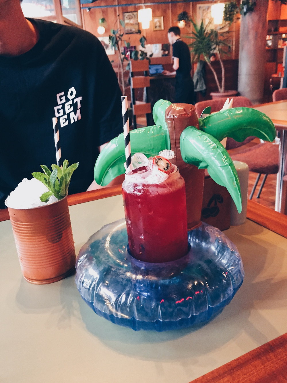 Cocktails at Penny Lane Nottingham