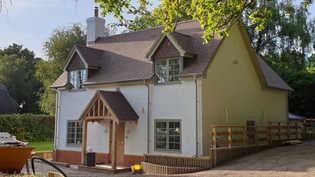 New Dwelling, Chilworth Old Village