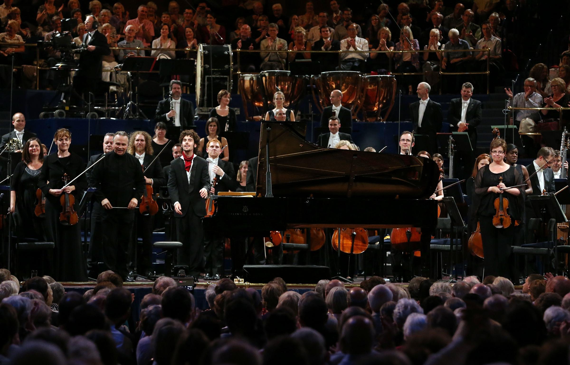 リーズ国際ピアノコンクール