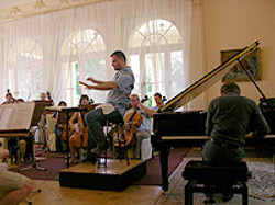 パデレフスキー・ピアノ協奏曲アカデミー