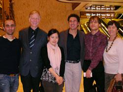 香港国際ピアノコンクール