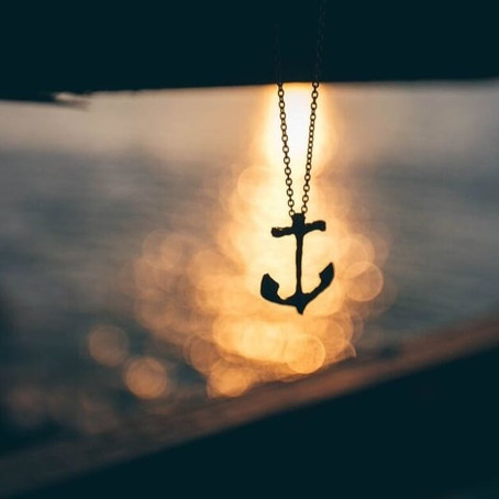 Grief Guided Me to An Anchor of Hope.
