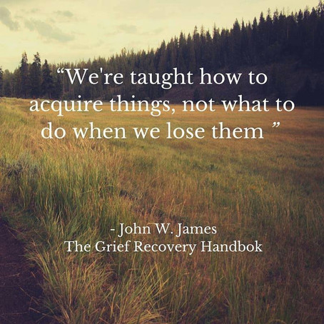 Grief Support During Devastating World Events